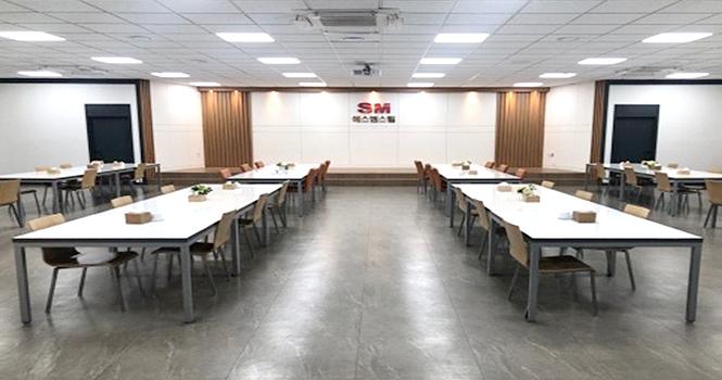 시흥공장 구내식당